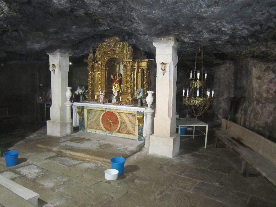 Durius Aquae: Santuario rupestre de La Virgen de la Cueva