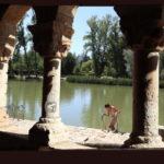 San Esteban de Gormáz: Polvo, sudor y … ¡agua!