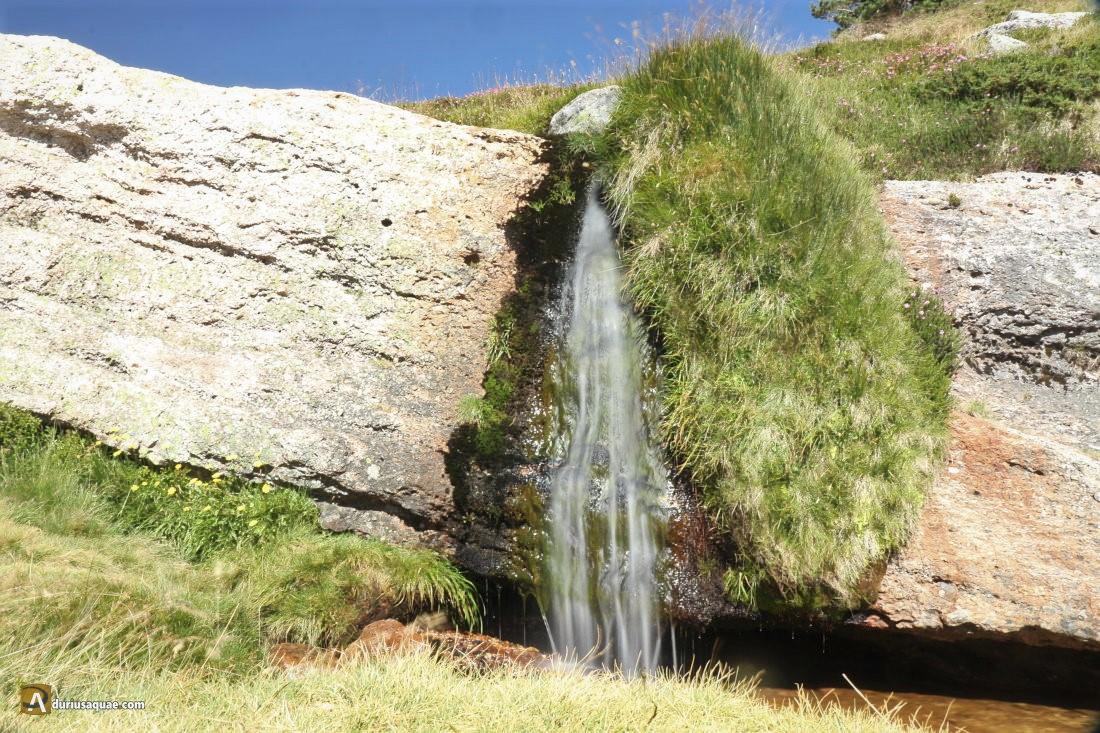 El Duruelo poco después de la Fuente del Duero