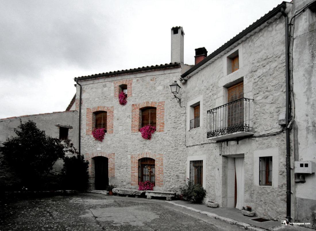 Caserío de la Parrilla, Valladolid