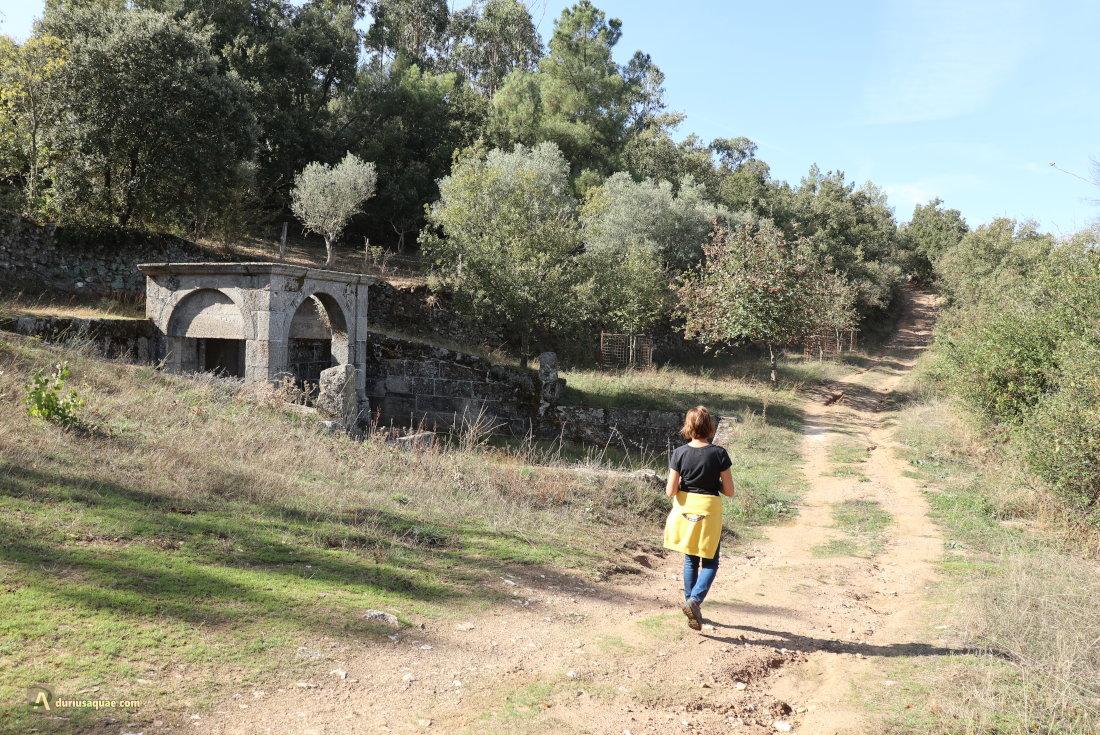 Caminando por Almeida
