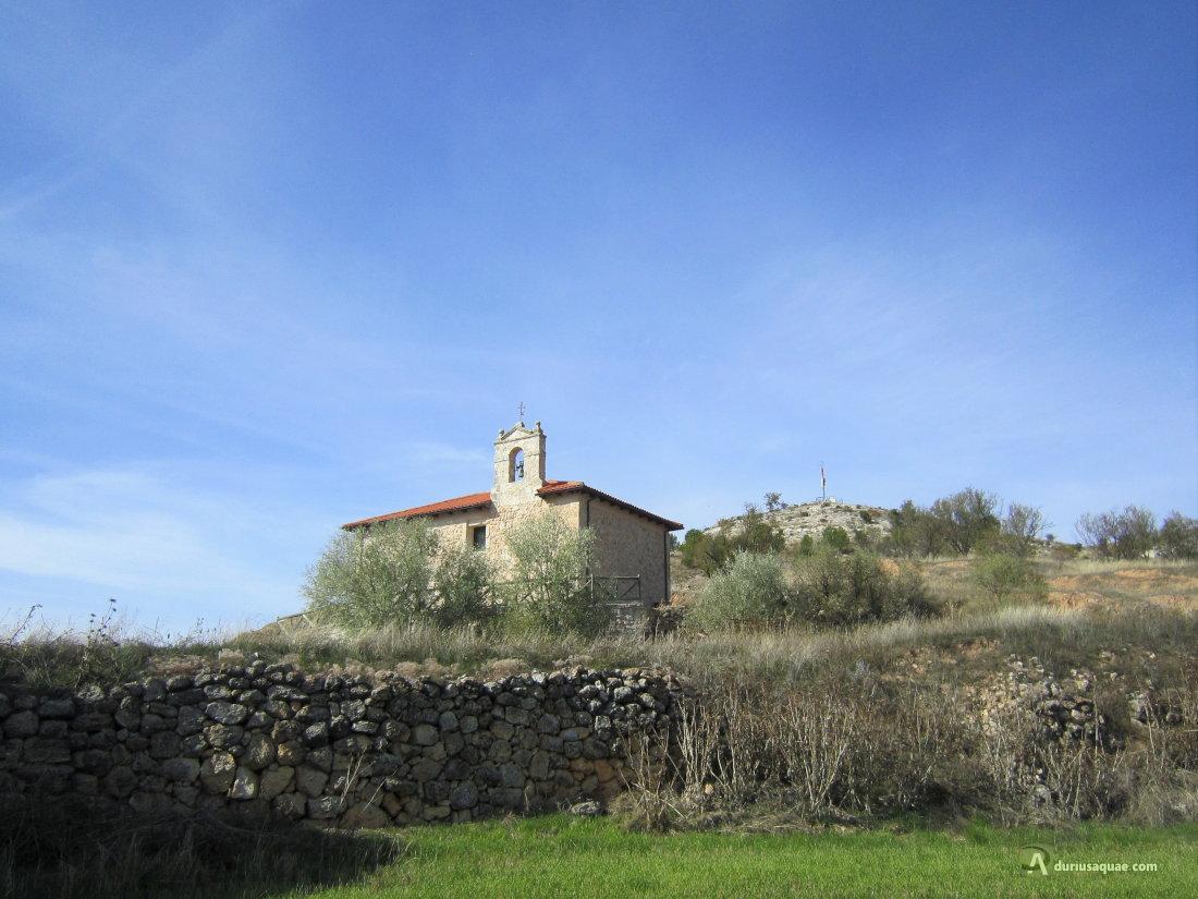 Ermita de San Antonio; en Corrales de Duero