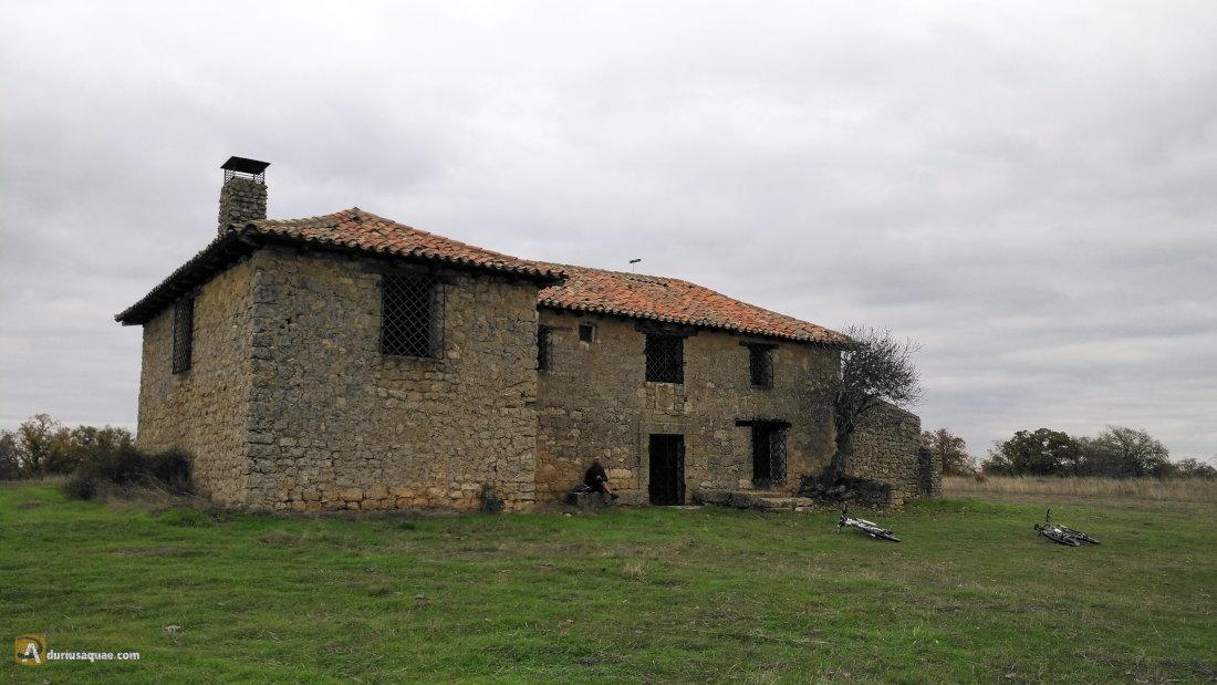 Villabrágima, Valladolid, Casa de Carvajal