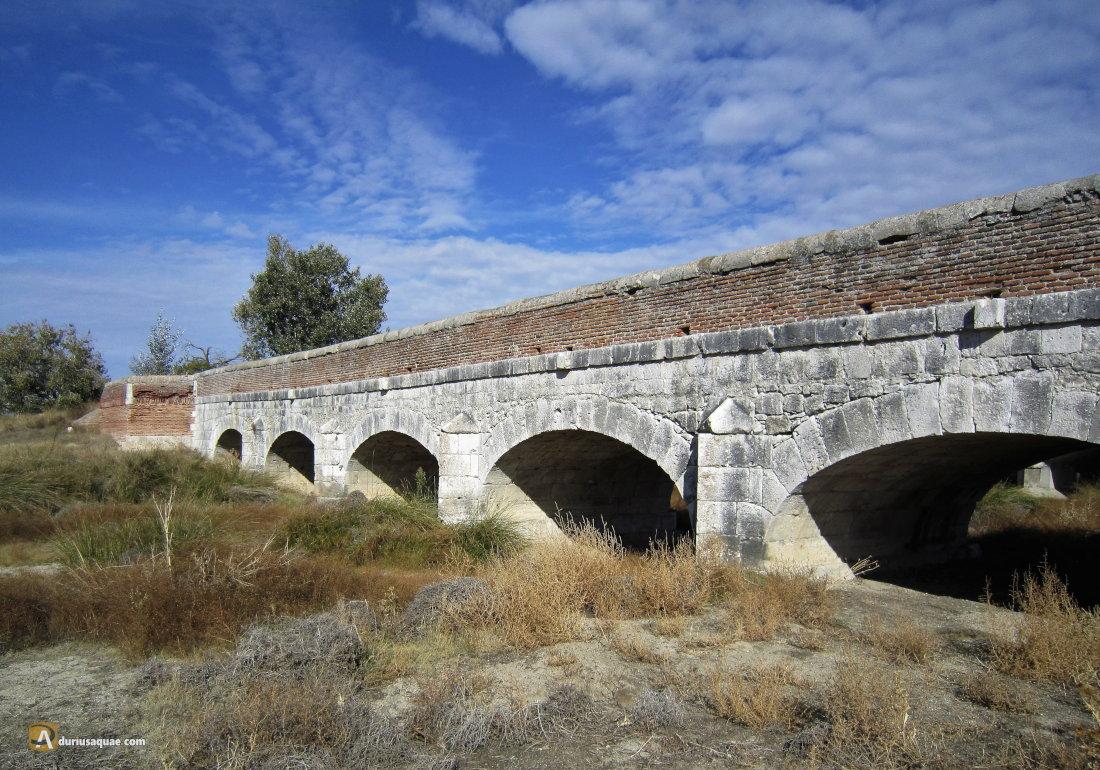 Puente sobre el Zapardiel