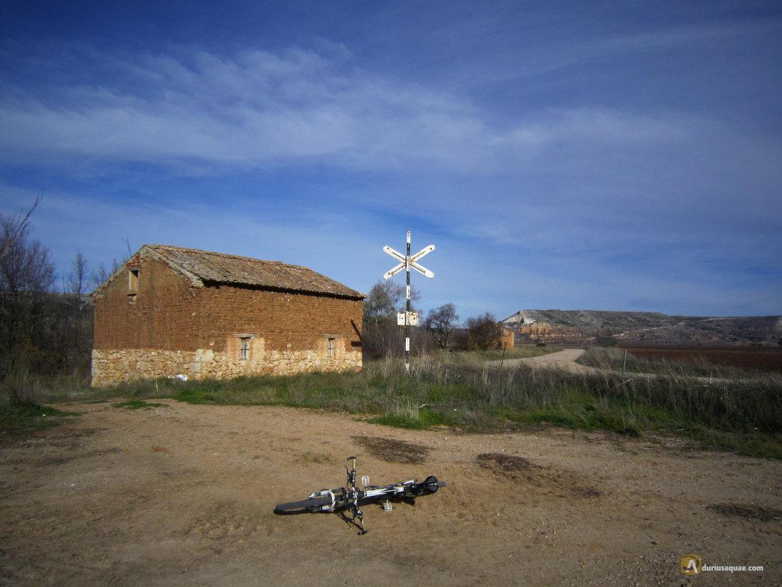 Paraje El Carrascal, al fondo El Gurugú
