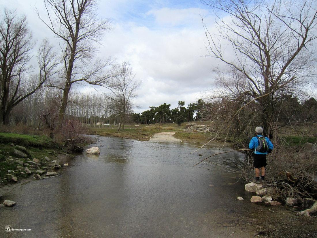 Río Pirón, Segovia