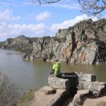 El Duero de Abelón: Cascadas y molinos, encinas y cortinas