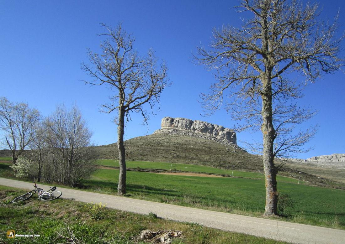 El Castillo sobre los Ordejones