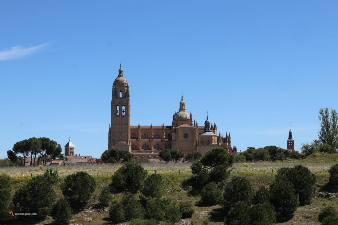 Segovia, catedral