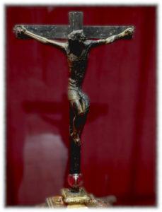 Cristo de la nave de Don Juan de Austria en Lepanto