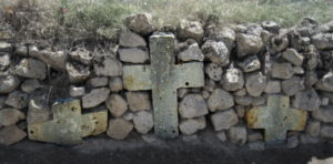 Viacrucis en Villajimena
