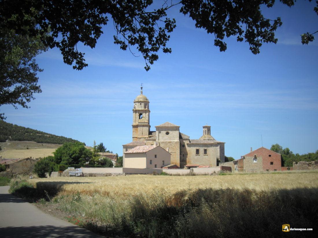 Santa María del Manzano, Castrojeriz
