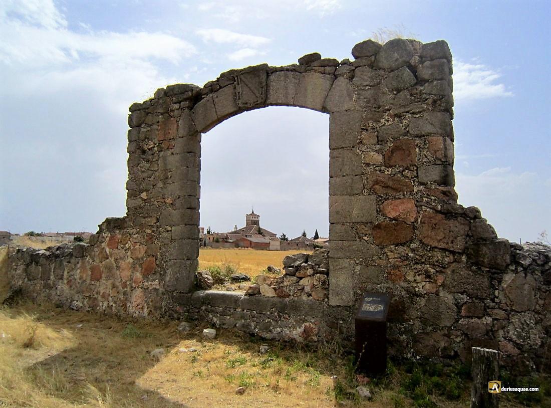 Aguilafuente, Arco de la Finca del Marqués