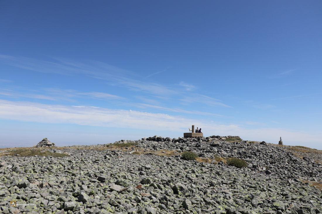 El Pico de San Miguel o del Moncayo