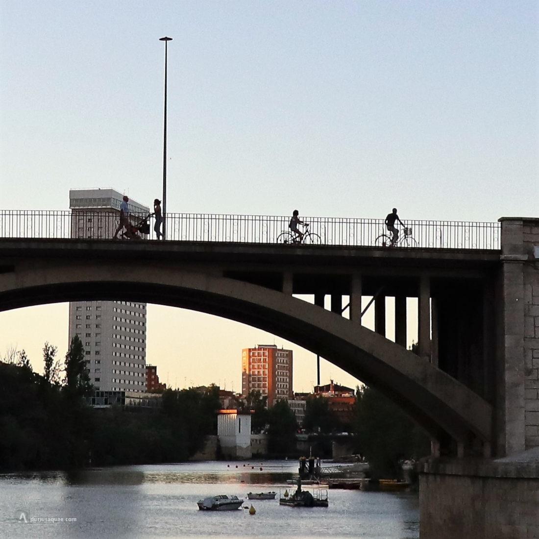 Puente de Isabel la Católica, Valladolid
