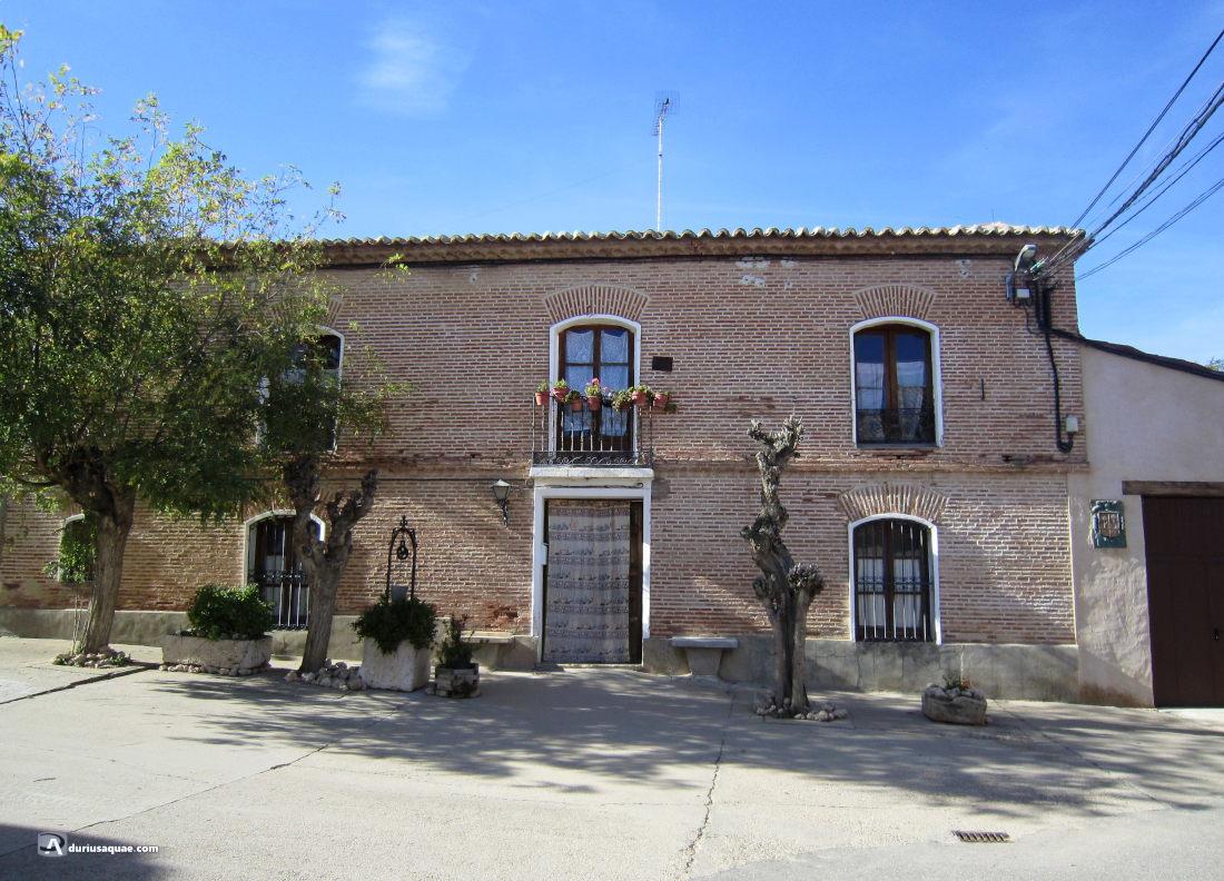 Casa de Castrillo de la Guareña