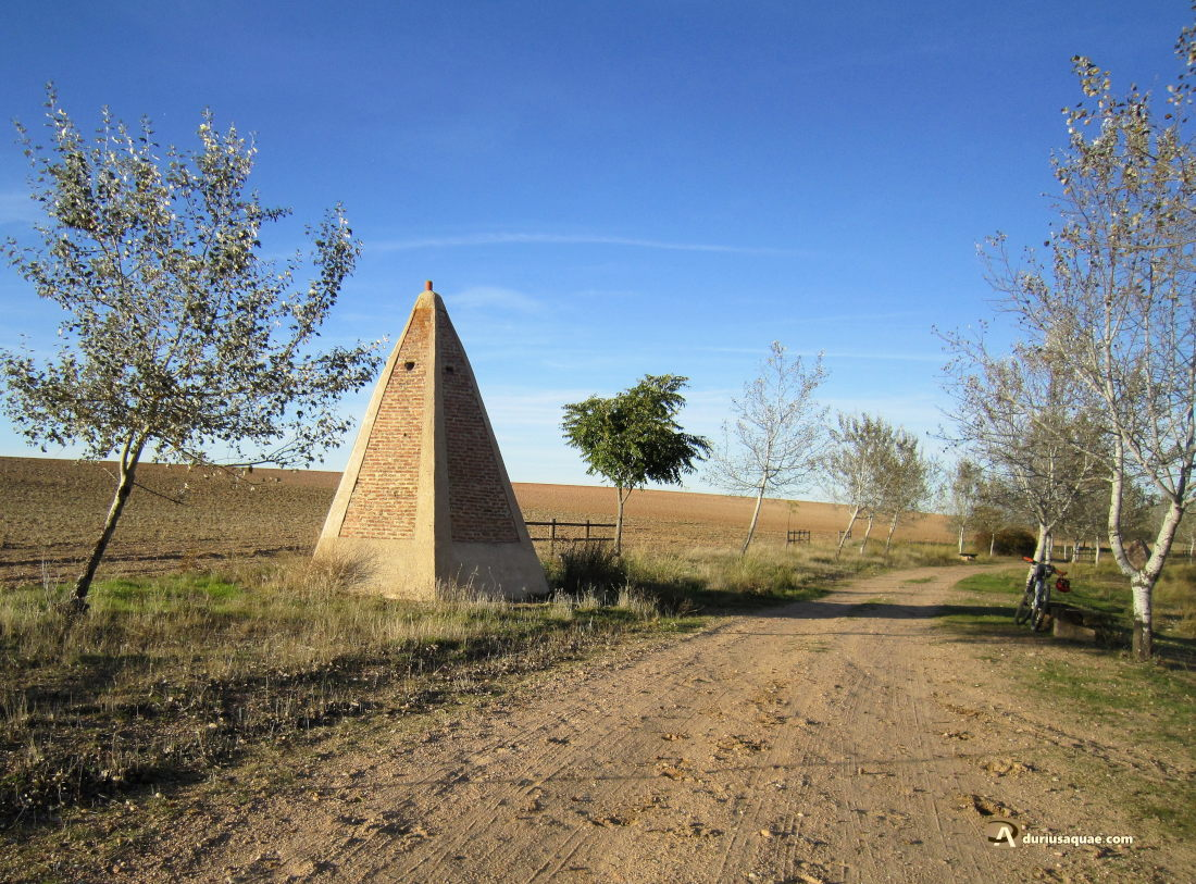 Alaejos, La Reguera y el Arca Madre